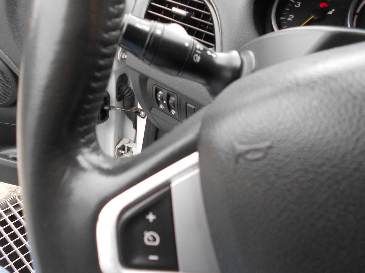 Renault megane gtour 1.5 dci blanco sevilla 2012